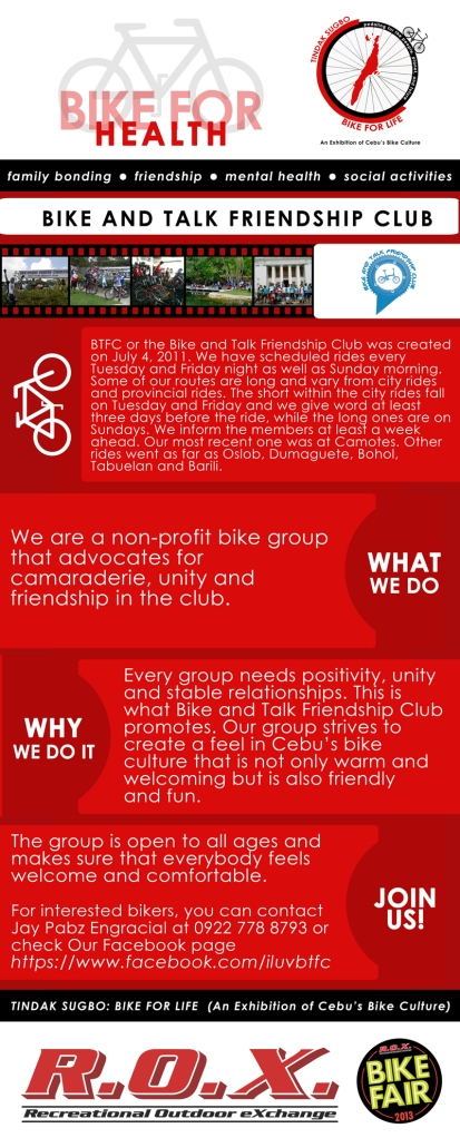 bike group tarp - btfc