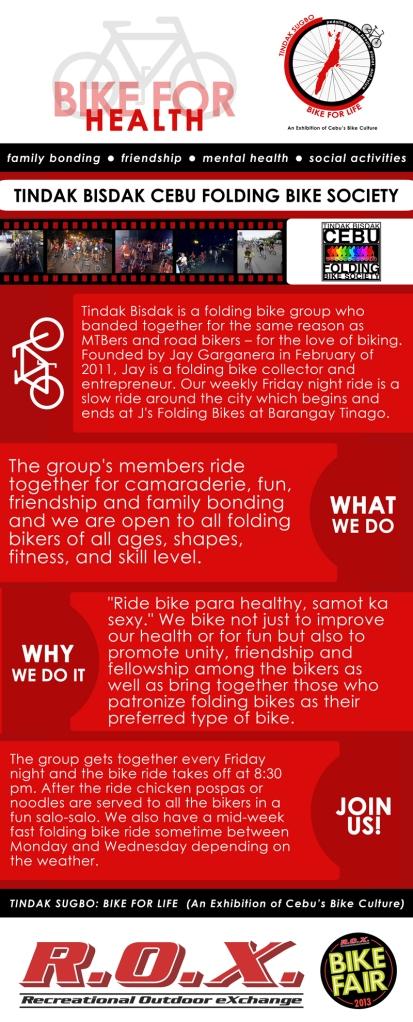 bike group tarp - folding