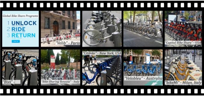 Future: Bike Share Programs Around the World