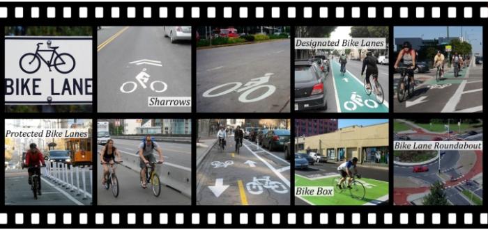 Planet: Bike as Transport. Bike Lanes. Bike Parking.