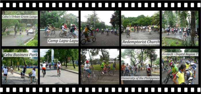 Planet: Cebu Pedaling Towards Sustainability